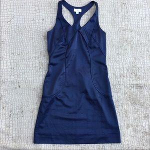 Richard Chai Blue Sheath Dress